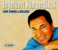 Engelbert Humperdinck ~  LOVE SONGS + BALLADS NEW CD ** Card Slipcase Edition **