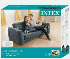 INTEX INFLATABLE PULL-OUT SOFA NEW & SEALED - FAST FREE DELIVERY 👀.