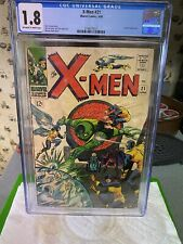 X-Men #21 CGC 1.8..1st App of Dominus, Lucifer App..From Whence Comes...Dominus?