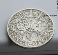 Queen Victoria 1896 Silver Florin. 92.5% two shilling coin