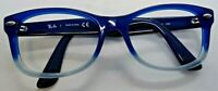 Ray-Ban RB1528 Youth's Blue Eyeglass Frames Used