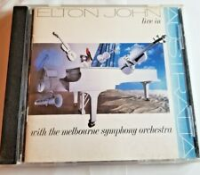 ELTON JOHN - LIVE IN AUSTRALIA CD
