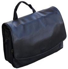 Mosaic™  Italian Napa Leather Expandable Messenger Bag
