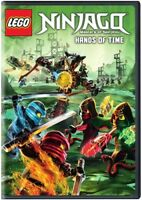 Lego Ninjago: Masters Of Spinjitzu - Season 7 [New DVD] Amaray Case