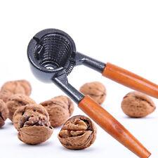 Practical Walnut Cracker Metal Sheller Opener home Use Quick Walnut Sheller