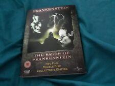 Frankenstein/Bride of Frankenstein DVD