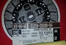 NEW Genuine TOYOTA Reman - Clutch 31250-20280-84 OEM L03-06-A6