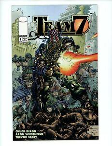 Team 7 #1, NM+, 1994