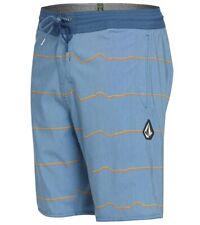 VOLCOM Men's Boardshorts MINISTRIPE STONEY 19 - RNE - Size 28 - NWT