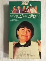 Vicar of Dibley, The - V. 1 - The New Girl in Town (Prev. Viewed VHS) BBC VIDEO