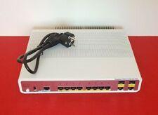 Cisco WS-C3560CG-8PC-S - Switch - Managed Fanless PoE