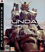 Used PS3 Mobile Suit Gundam: Target  SONY PLAYSTATION 3 JAPAN JAPANESE IMPORT
