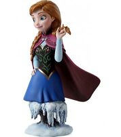 Enesco Disney Grand Jesters Frozen Anna Bust New Collectible Toy Girl Gift Decor