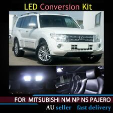 Renew Car Interior Light LED Replace Kit + Bonus Fit Mitsubishi NM NP NS Pajero