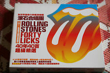 The Rolling Stones - Forty licks - Asia - # 6  - 40 songs