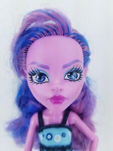 Monster High Brand Boo Students Kjersti Trollson Doll Redressed - Free Shipping
