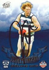 ✺Signed✺ 2009 GEELONG CATS AFL Premiers Card CAMERON LING