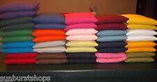 "Set of 8 Mini 4"" Bags Corn Hole Bags Baggo Bean Bag  Choice of 20+ Colors"