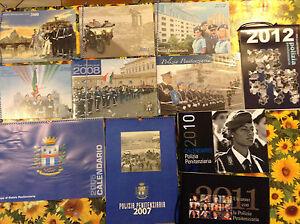 Calendario POLIZIA PENITENZIARIA anno 2011