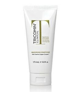 TRICOMIN CLINICAL Reinforcing Conditioner, 6 Oz. A Hydrating Formula, Brand New
