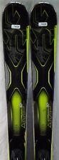 13-14 K2 AMP 80X Used Men's Demo Skis w/Bindings Size 156cm #_74328