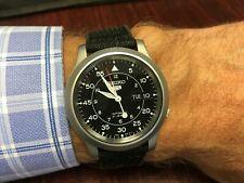 Seiko 5 automatic watch - 21 jewels