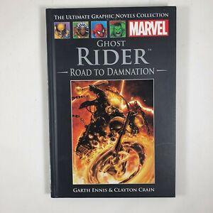 Ghost Rider Road To Damnation No 39 Marvel Ultimate Graphic Novels Hardback