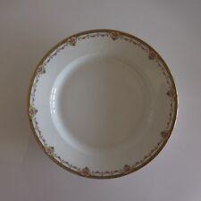 Plat assiette céramique porcelaine art nouveau renaissance Limoges France