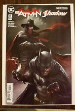 Batman The Shadow #5 - (DC) Mattina Cover C Variant, NM+ (9.6-9.8) CGC IT!