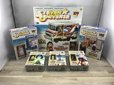 Complete McFarlane Steven Universe Construction Building Set (6 sets total) 2017