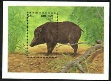 Bhutan Stamp 939  - Pygmy Hog