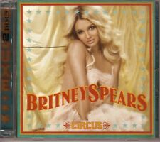 BRITNEY SPEARS Circus Deluxe cd+dvd 2008 Jive Canada with poster