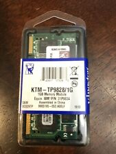 New Kingston 1GB KTM-TP9828/1G IBM/Laptop DDR333