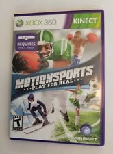 Ubisoft Motion Sports Play For Real Xbox 360
