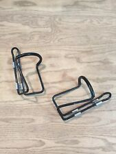 Velocity VeloCage Water Bottle Cage Pair Vintage Mountain Road Bike