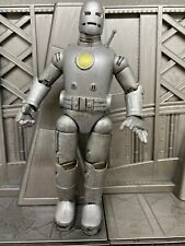 "Marvel Legends Toybiz Mojo BAF Series 1st Appearance IRON MAN 6"" Action Figure"