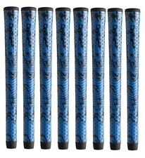 Winn Golf Dri-Tac DriTac X Performance Soft Blue Grips 5DTX-BLB Standard NEW x 8