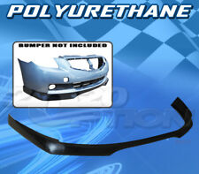 FOR NISSAN ALTIMA 08-09 2 DR T-RA STYLE FRONT BUMPER LIP BODY KIT POLYURETHANE