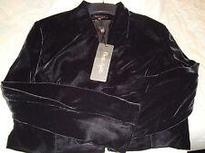 Velvet Formal Plus Size Coats & Jackets for Women