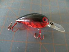Storm Mag Wiggle Wart - Red & Black - 4 inch