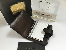 Montblanc meisterstuck limited edition 75th anniversary pocket leather organiser