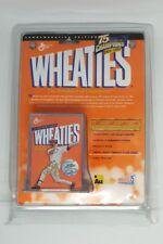 Mark McGwire Wheaties Commemorative Edition 24K Gold Mini Cereal Box Collectible