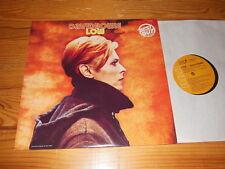 DAVID BOWIE - LOW (BEST BUY) / CANADA-LP 1977 MINT- (AYL 1-3856)