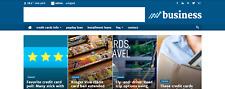 Established Profitable Credit Loans Online Business Turnkey Website