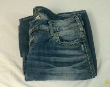 Womens Silver Jeans Size 31 Tuesday flare