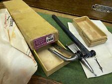 Vintage Nos Lufkin 199 199a Test Indicator Holder Optional 132 Point Boxs
