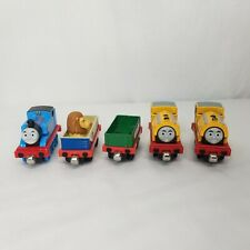 Thomas The Train Mattel Gullane Lot Of 5 Twins Ben Bill Lion Snake Car 2003 - 09