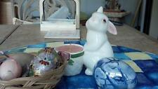 1980 vintage Avon bunny rabbit with candle