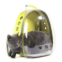 Portable Space Capsule Bubble Pet Cat Puppy Carrier Waterproof Backpack Bag