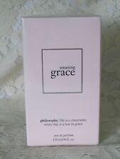 Philosophy Amazing Grace Perfume Eau de Parfum EDP 4oz  New Sealed Coty